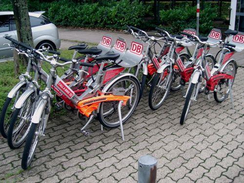 Call a Bike - Karlsruhe