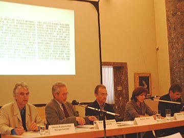 Forum zum Platz der Grundrechte