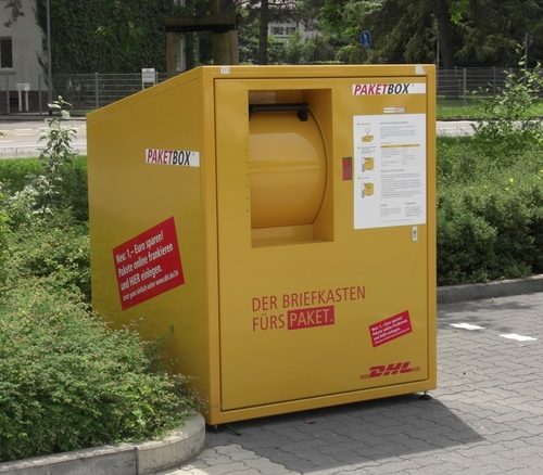 Karlsruhe Packstation